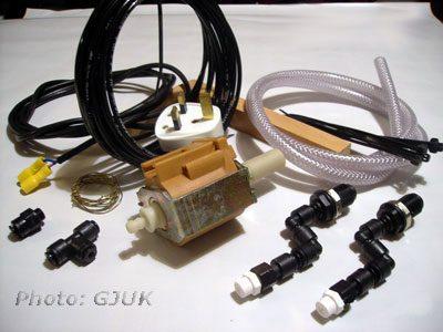 Impianti nebulizzatori a pressione