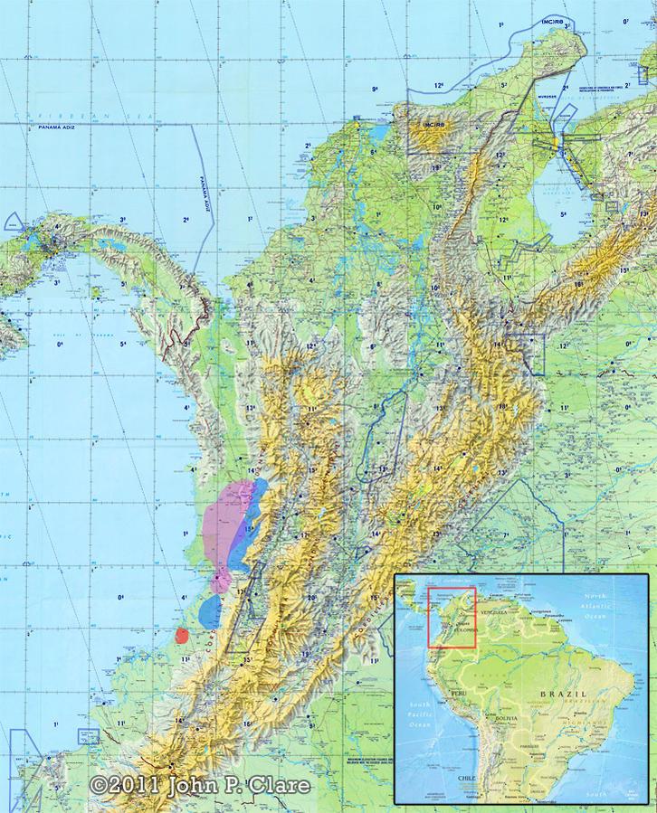 Phyllobates_terribilis_bicolor_aurotaenia_range_map