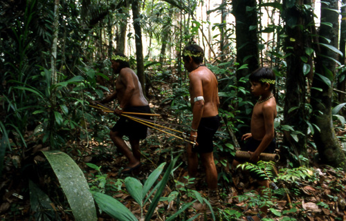 tre indios caccia lores