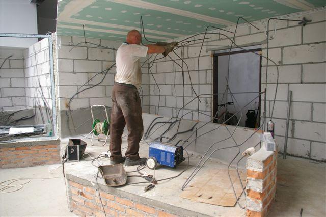 Foto relazione sulla costruzione di un exotarium in uno for Vasche da interrare per tartarughe