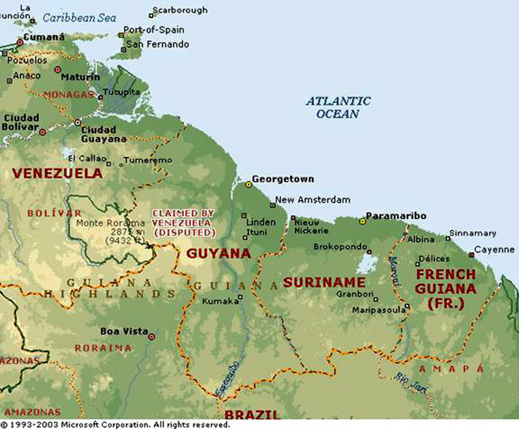 guyanas_map