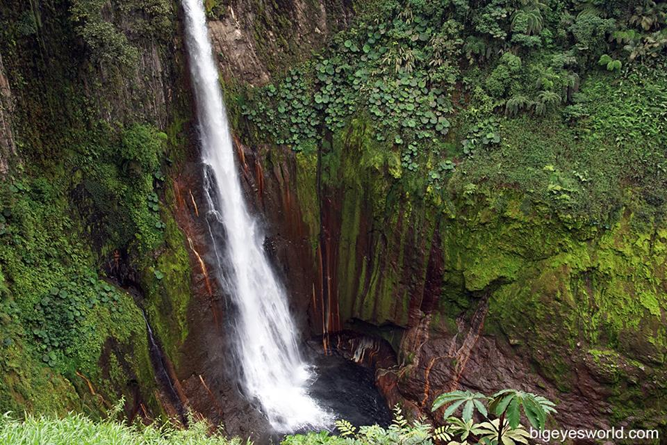 Bajos Del Toro - waterfall 2