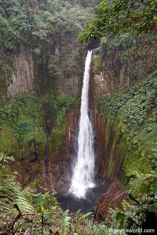 Bajos Del Toro - waterfall 5