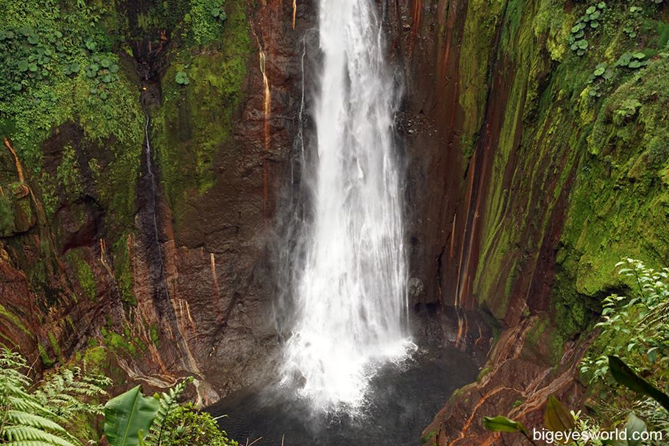Bajos Del Toro - waterfall 6