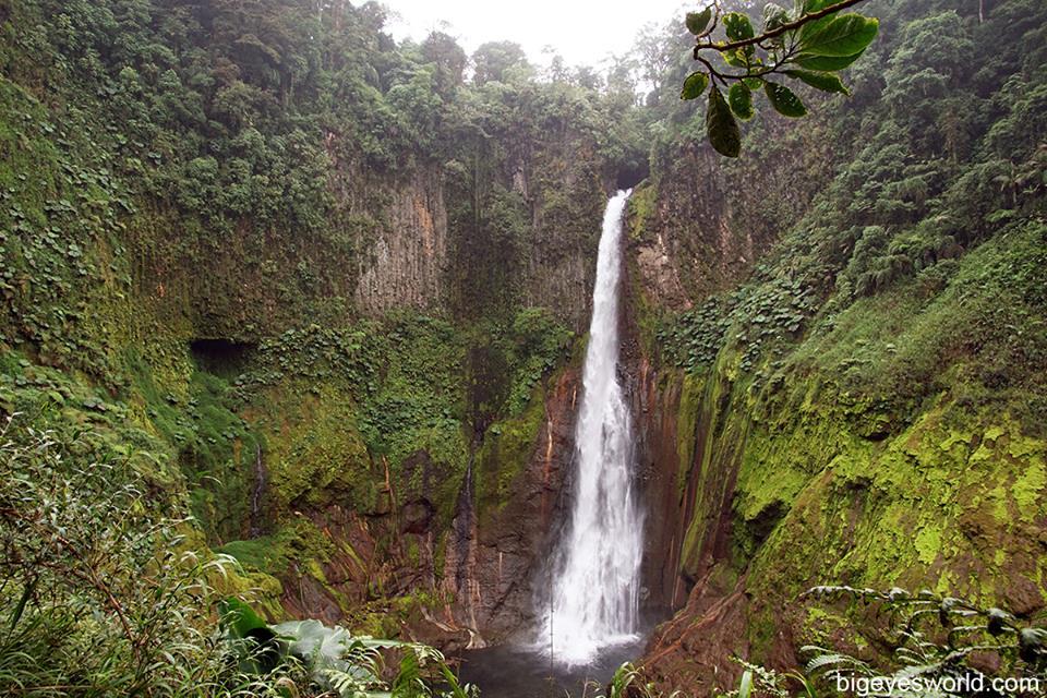 Bajos Del Toro - waterfall 7