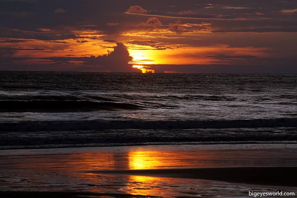 Manuel Antonio - sunset 2