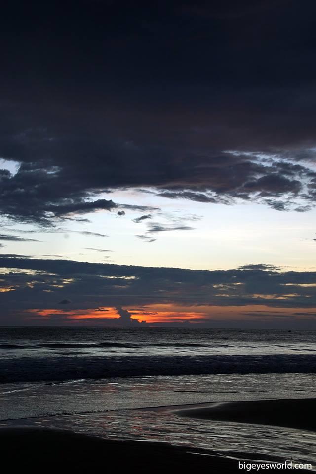 Manuel Antonio - sunset 3