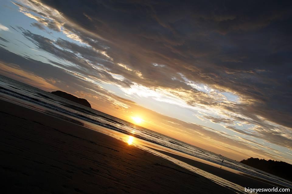 Manuel Antonio - sunset
