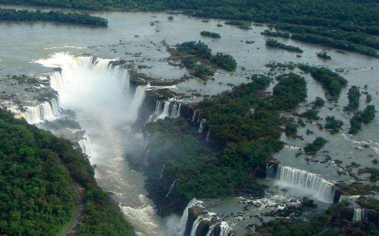 "ACQUARIO BIOTOPO: ""Rio Iguaҫu"""