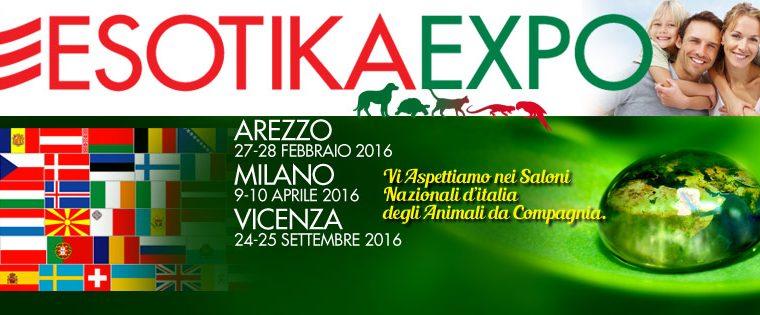 ESOTIKAEXPO 2016 – Arezzo – Milano – Vicenza