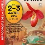 Ryanne Orchidée sera présent lors de l'exposition du 02 au 03 Avril 2016