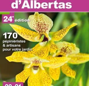 Journèes des plantes d'Albertas – 20-21-22 mai 2016 – Aix en Provence