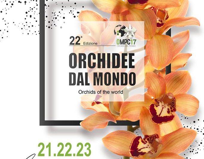 Orchidee dal mondo – Monte Porzio Catone – 21-22-23 Aprile 2017