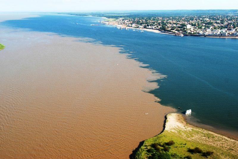 Lo show delle acque. Dove nasce il Rio delle Amazzoni