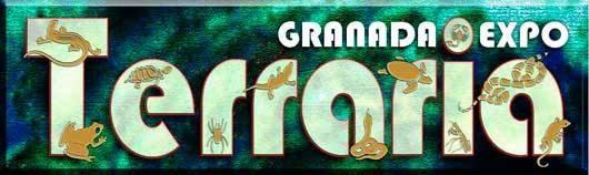 41ª Expoterraria – Granada (evento oficial) del próximo sábado 16 de septiembre de 2017