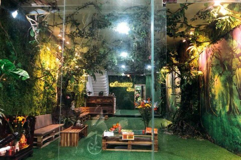 La stanza in stile amazzonia, un sogno per molti
